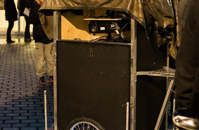 Video-und Soundmobil © Kulturzentrum Schlachthof gGmbH