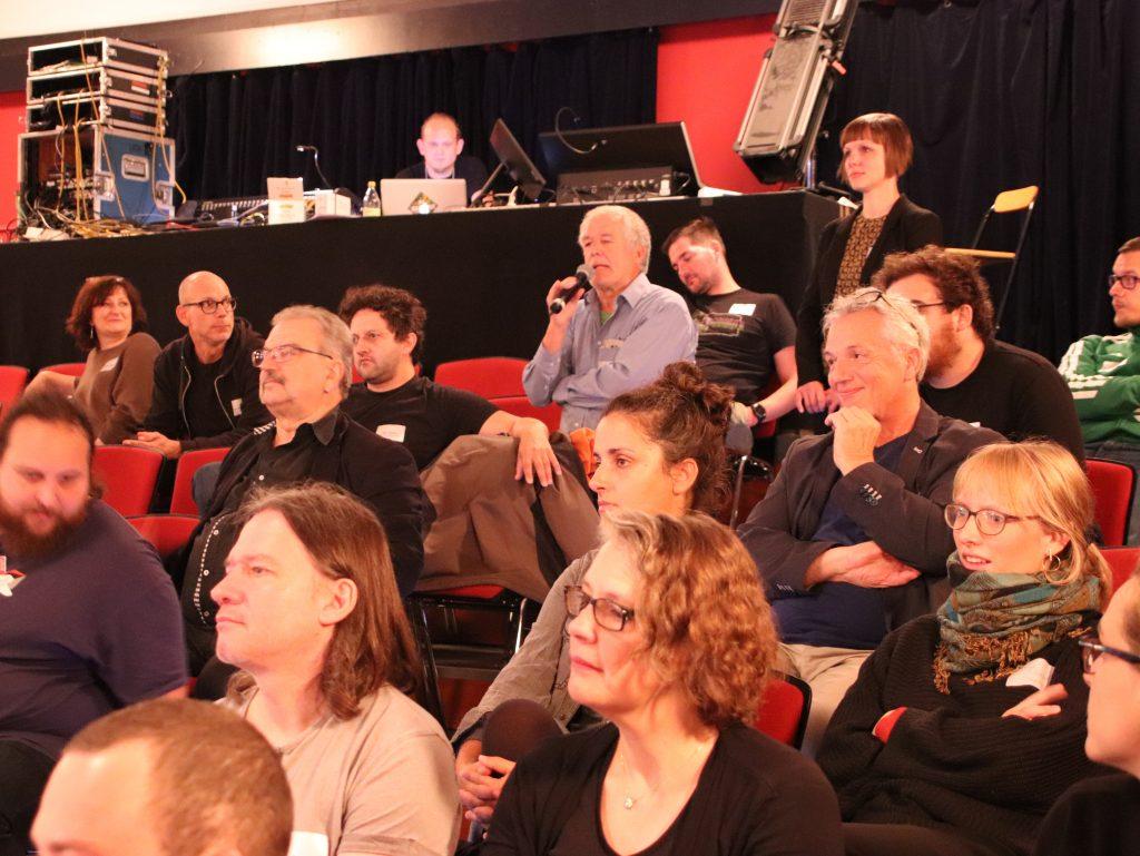 Publikumsgespräch Impulsvortrag