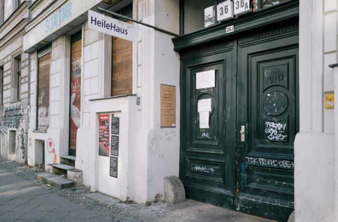 HeileHaus Multimedia-Tour | © Schmoo Theune