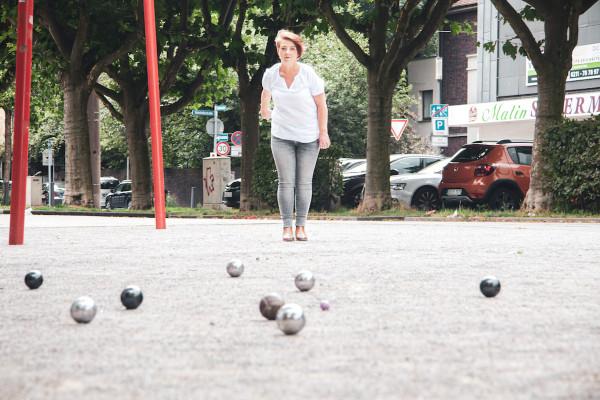 Boules spielen zum Semesterauftakt © kitev