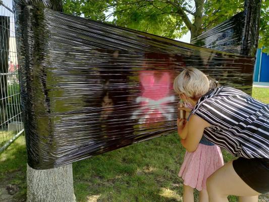 Graffiti-Workshop © kultur.lokal.machen