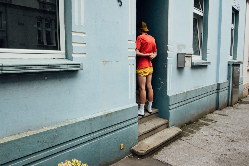 Das Leben im Bezirk ist stiller als sonst © Philipp Czampiel