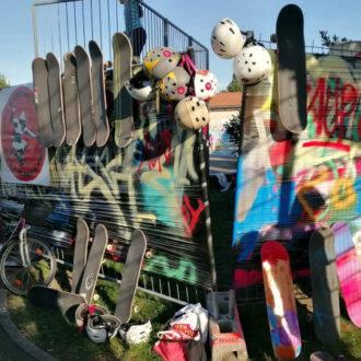 Blankdecks und Skateboards zum Gestalten